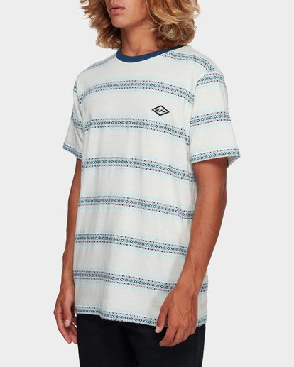 2 SANCHO TEE Beige 9591004 Billabong