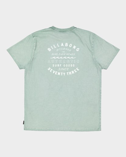 5 Type Wave Tee Blue 9591007 Billabong