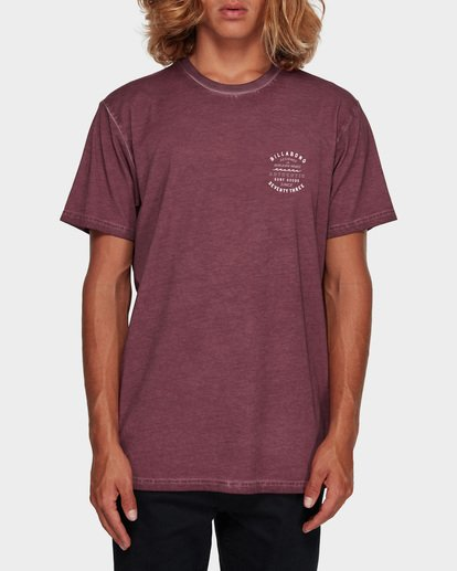 0 Type Wave Tee Pink 9591007 Billabong