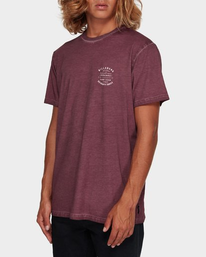 2 Type Wave Tee Pink 9591007 Billabong