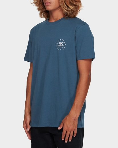 2 Where It Is Fine Tee  9591008 Billabong