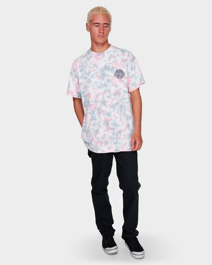 3 73 Tee Pink 9591009 Billabong