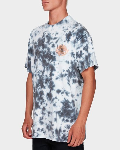 1 73 Tee Blue 9591009 Billabong