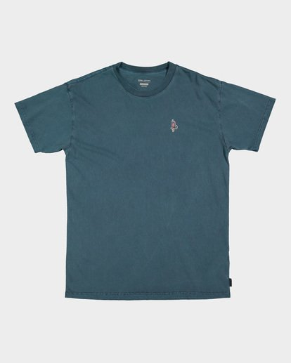 4 FLAMIN GALLAH TEE Blue 9591011 Billabong