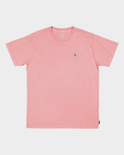 4 Flamin Gallah Tee Pink 9591011 Billabong