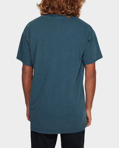3 FLAMIN GALLAH TEE Blue 9591011 Billabong