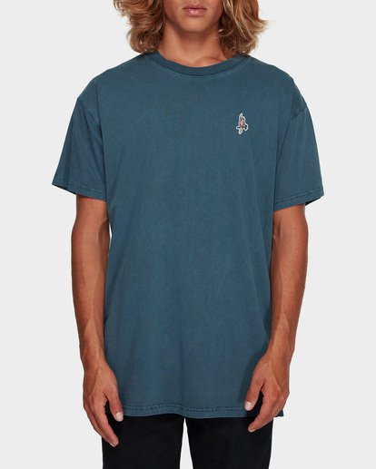 1 FLAMIN GALLAH TEE Blue 9591011 Billabong