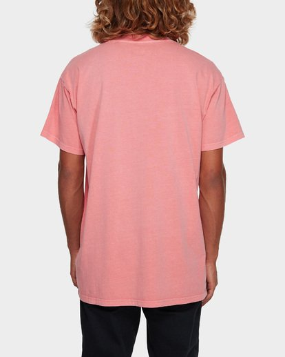 3 FLAMIN GALLAH TEE Pink 9591011 Billabong