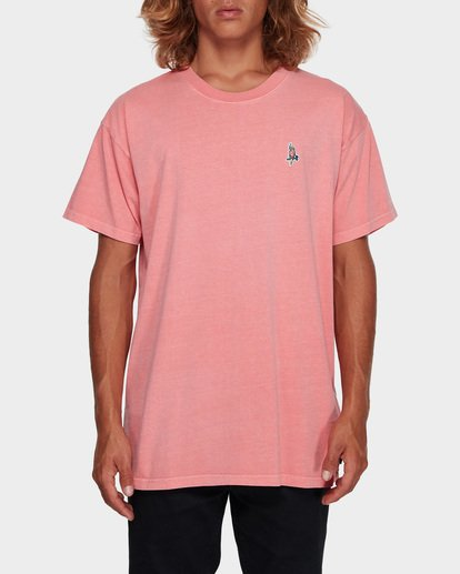 1 FLAMIN GALLAH TEE Pink 9591011 Billabong