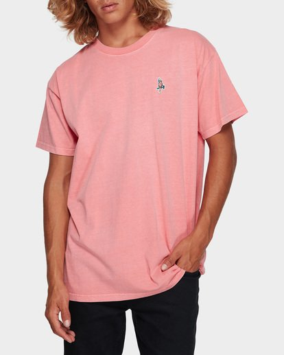 0 FLAMIN GALLAH TEE Pink 9591011 Billabong