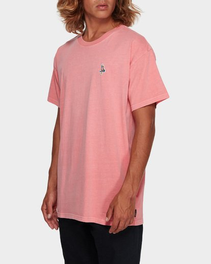 2 FLAMIN GALLAH TEE Pink 9591011 Billabong