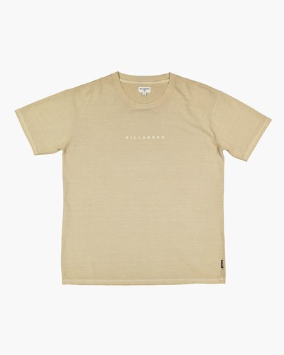 4 ROUGH CUT TEE Green 9591017 Billabong