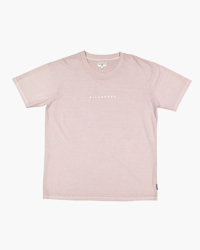 4 Rough Cut Tee Pink 9591017 Billabong
