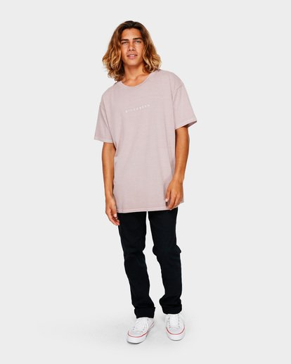 5 Rough Cut Tee Pink 9591017 Billabong