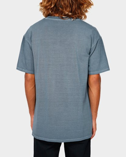 3 ROUGH CUT TEE Blue 9591017 Billabong