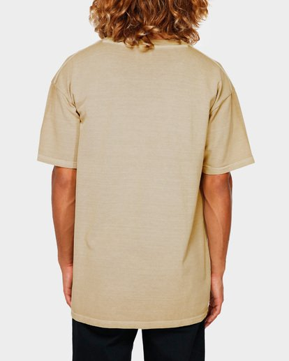 3 ROUGH CUT TEE Green 9591017 Billabong
