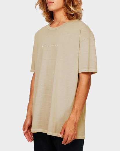 2 ROUGH CUT TEE Green 9591017 Billabong