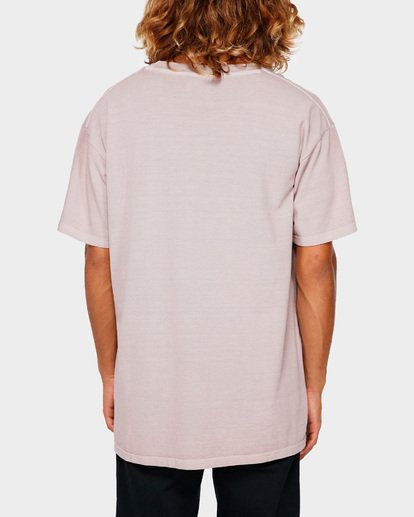 3 Rough Cut Tee Pink 9591017 Billabong