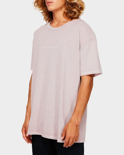 2 Rough Cut Tee Pink 9591017 Billabong