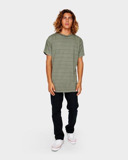 5 JACKY WAVE TEE Green 9591019 Billabong