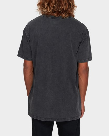 3 PSILOCYBIN TEE Black 9591024 Billabong