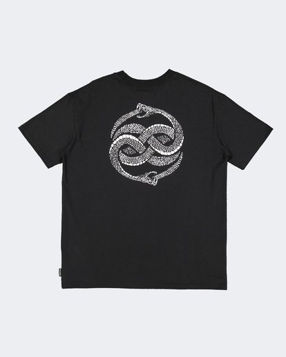 5 Serpent Of Chaos Tee Black 9591025 Billabong