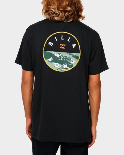 3 Rotor Tee  9591031 Billabong