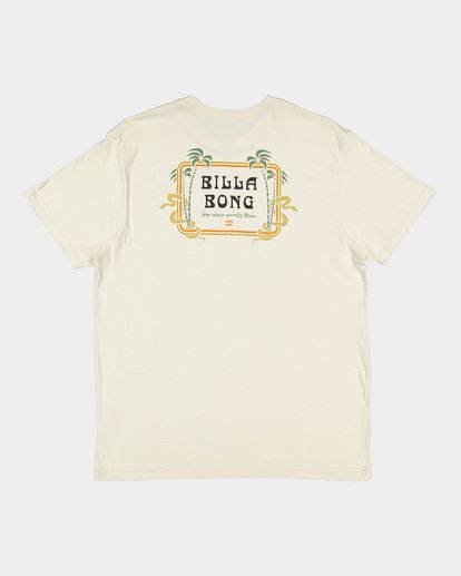 5 Lagoon Tee Brown 9591033 Billabong