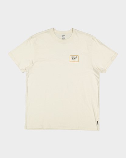 4 Lagoon Tee Brown 9591033 Billabong
