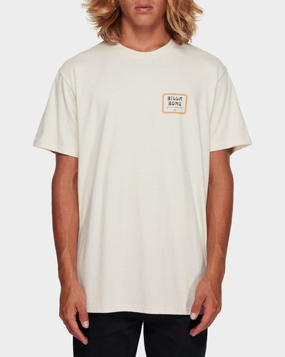 0 Lagoon Tee Brown 9591033 Billabong