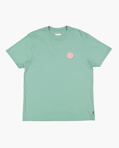 4 DAWN PATROL TEE Green 9591044 Billabong