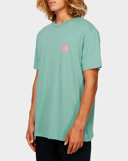 2 Dawn Patrol Tee Green 9591044 Billabong
