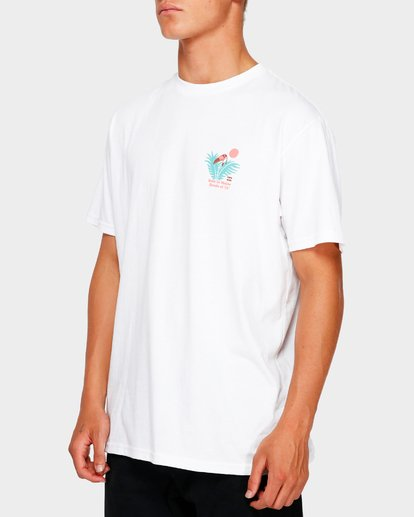 2 Salud Tee White 9591048 Billabong