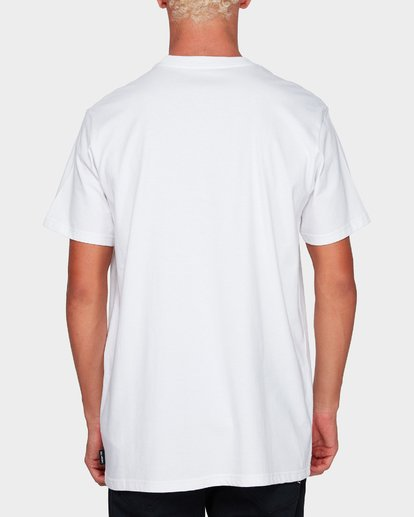 2 BOX ARCH TEE White 9591051 Billabong