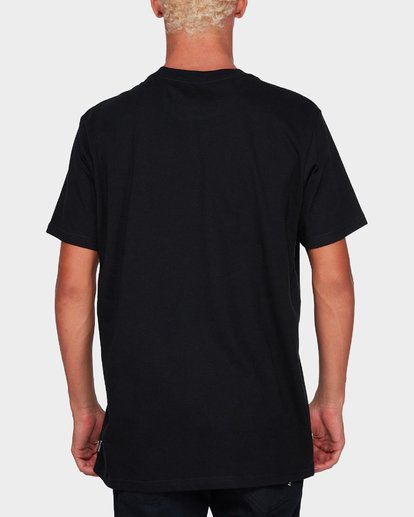 2 CRUISE 86 TEE Black 9591052 Billabong