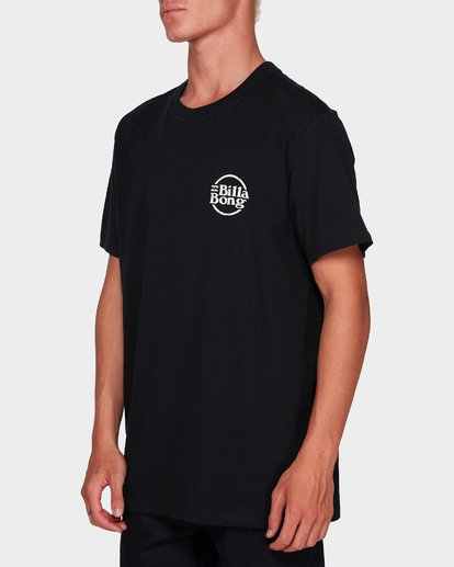 1 CRUISE 86 TEE Black 9591052 Billabong
