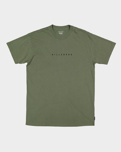 3 SMITTY TEE Green 9591053 Billabong
