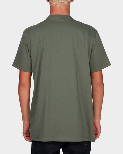 2 SMITTY TEE Green 9591053 Billabong