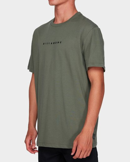 1 SMITTY TEE Green 9591053 Billabong