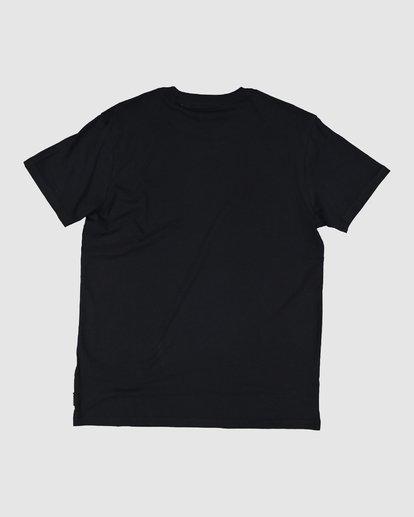 7 Aus Outlined Short Sleeve Tee Black 9591071M Billabong