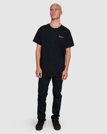 6 DUNCAN DUNES TEE Black 9591077M Billabong