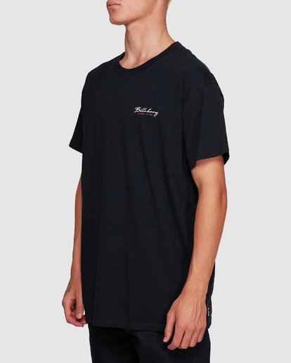 2 DUNCAN DUNES TEE Black 9591077M Billabong