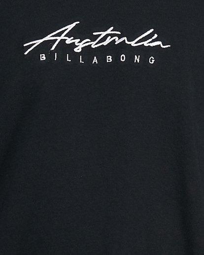 5 Classic Act Short Sleeve Tee Black 9591081M Billabong