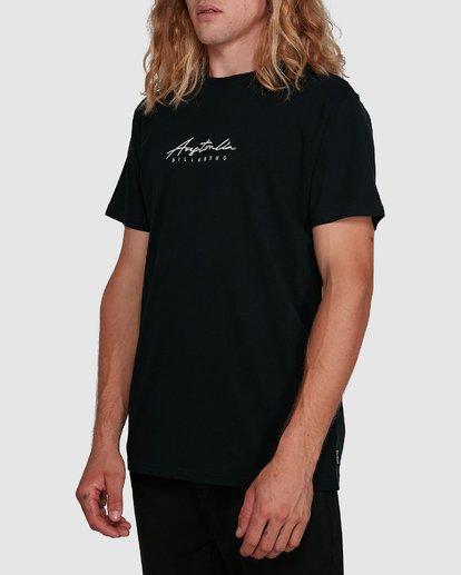 2 Classic Act Short Sleeve Tee Black 9591081M Billabong