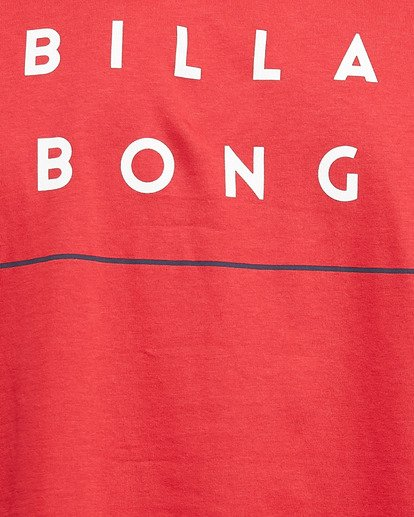5 Die Cut Tee Red 9591104X Billabong
