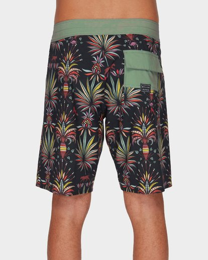 "4 SUNDAYS AIRLITE 19"" BOARDSHORTS Blue 9591401 Billabong"