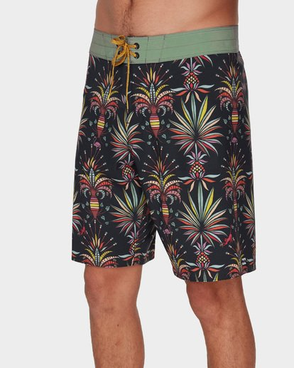 "3 Sundays Airlite 19"" Boardshorts Blue 9591401 Billabong"
