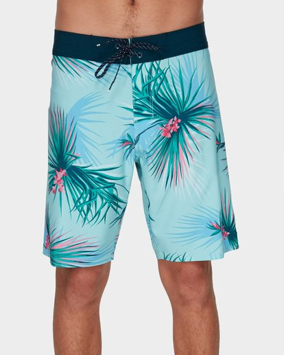 "2 Sundays Airlite 19"" Boardshorts Blue 9591401 Billabong"