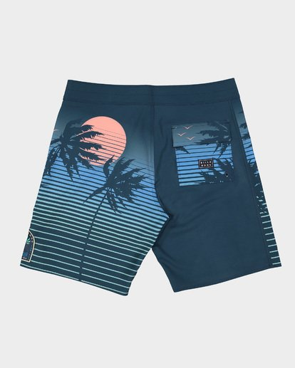 "1 DBAH AIRLITE 19"" BOARDSHORTS Blue 9591402 Billabong"