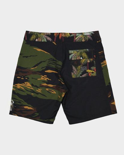 "1 DBAH AIRLITE 19"" BOARDSHORTS Green 9591402 Billabong"
